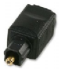 3.5mm Mini Toslink (SPDIF Digital) to Digital Toslink Optical Converter / Adaptor